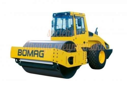 Каток грунтовый BOMAG BW 216 DH-4