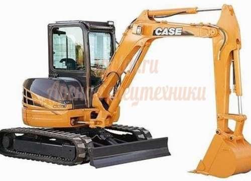 Мини Экскаватор CASE CX50