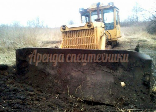 Бульдозер ЧТЗ Т-170Б