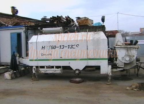 Бетононасос Китай HBT-60-13-130S
