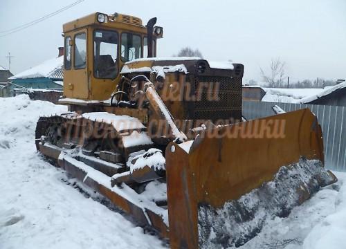 Бульдозер ЧТЗ Т-170