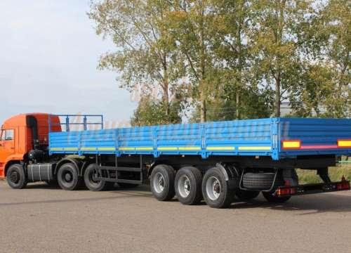 Длинномер 20 тонн