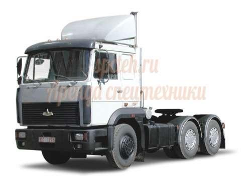 Трал МАЗ 6422А5-320