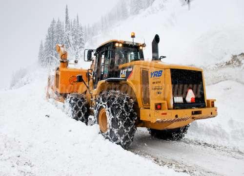 Уборка и вывоз снега в Подольске
